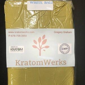 Premium White Bali Kratom Kilo